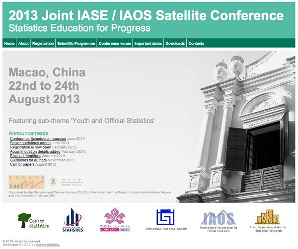 IASE Satellite 2013