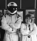 Stig and teacher